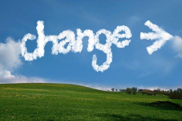 verandering bereiken